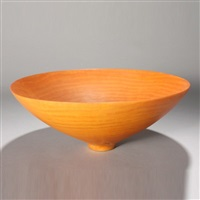 bowl by ron kent