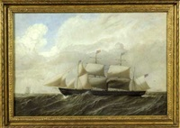 the british sail and steam