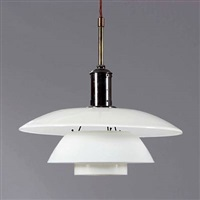 ph-4/4 pendant by poul henningsen