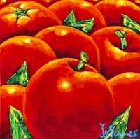 äpfel by johannes adamski