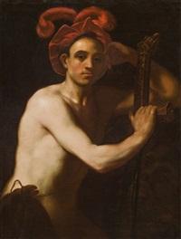 david und goliath by michelangelo merisi da caravaggio