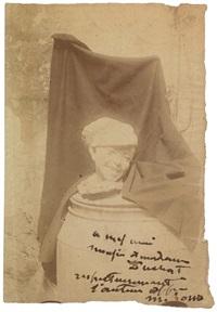 fotografia del gavroche (il birichino) by medardo rosso