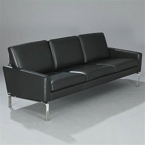 three seater sofa firenze by om design erik marquardsen and takashi okamura