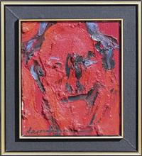 portrait rouge by bengt lindström