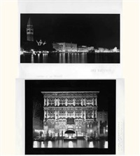 venise, la nuit (40 works) by luca campigotto