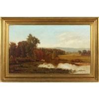 landscape by charles wilson knapp