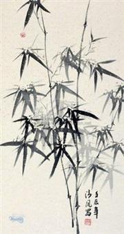 竹报平安 by hong rui