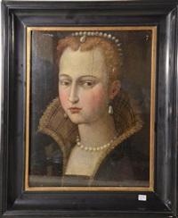 portrait by agnolo bronzino