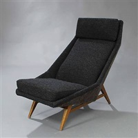 easy chair by folke ohlsson