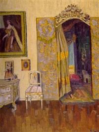 interieur by gertrud spitta