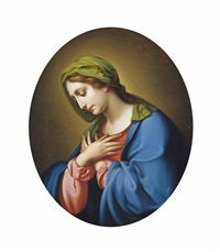 the madonna by carlo dolci