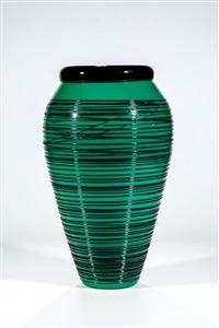 vase aus der serie ''chiacchiera'' by toots zynsky