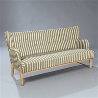 2,5-seater sofa by eva and nils koppel