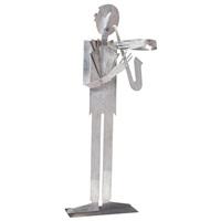 jazz musician, saxophone player by franz hagenauer
