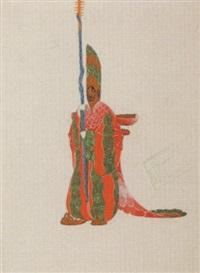 kostüm - gardien du palais by endré passano