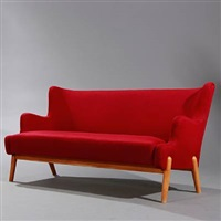 three seater sofa by eva and nils koppel