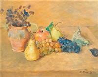 früchtestillleben by tony piccolotto