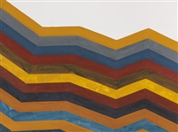 untitled (horizontal) by sol lewitt