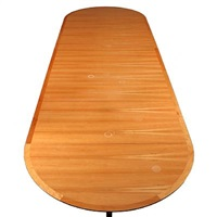 oval conference table (in 7 parts) by rud thygesen and johnny sorensen