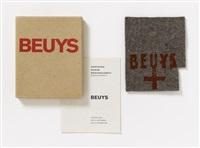 katalog museum mönchengladbach by joseph beuys