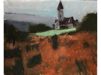 landschaft by markus lüpertz
