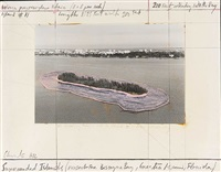 surrounded islands by christo and jeanne-claude