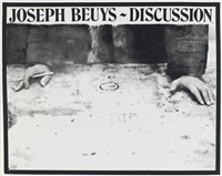 joseph beuys - discussion ulster museum belfast by joseph beuys