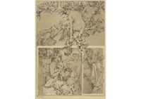figures decoratives pl.29 by alphonse mucha