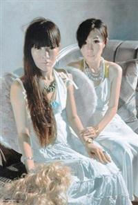 姐妹之二 (sister ii) by cui mingfei