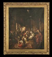 a bazaar in cairo by frederick goodall