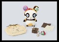 petit pamda(stuffed toy) by louis vuitton