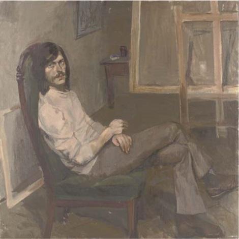 artists impression of dostoyevsky by valentina andrievna arkhipova