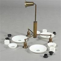 stem fitting ph chandelier by poul henningsen