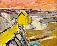 den gula sjöboden by gunnar loberg