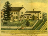 residence of mr. and mrs. p.j. diefendorf, canajoharie, ny by fritz g. vogt