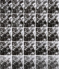 continuous reproduction (set of 25) by zhang peili