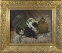 chatons by henriette ronner-knip