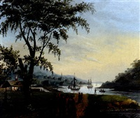 shipping on the piscataqua river by john sherburne blunt