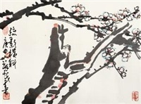 疏影横斜 by cui ruzhuo