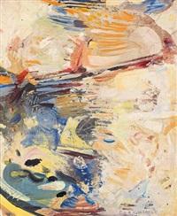 untitled by rudolf (rudi) baerwind