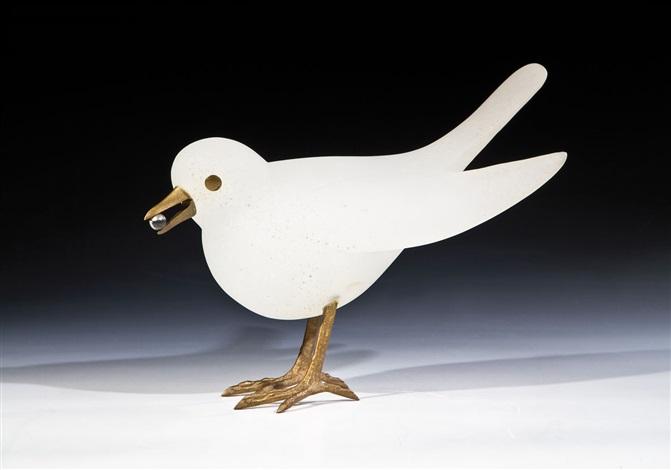 oiseau de verre by françois xavier lalanne