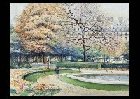 le jardin des tuilleries by h. rolf rafflewski