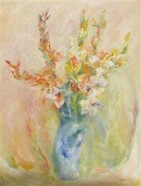 gladiolen by alexander leo soldenhoff