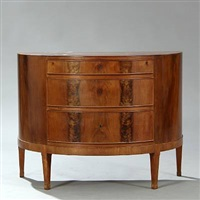chest of drawers by frits henningsen
