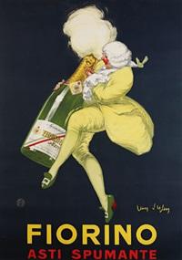 fiorino / asti spumante (poster) by jean d' ylen