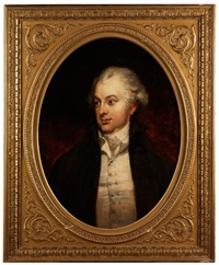 herrenportrait by thomas lawrence