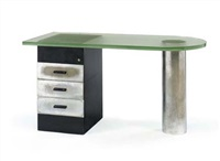 b 286 desk by bruno weil
