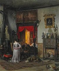 August von Wille | artnet