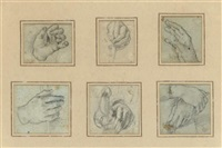 hands (+ 5 others; 6 studies) by alessandro tiarini