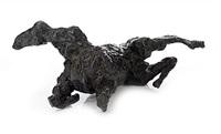 häst som rullar runt by asmund arle
